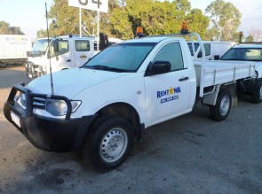 4×4 Single Cab Tray/Ute