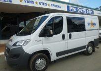 1.5 Tonne Van (9m³)