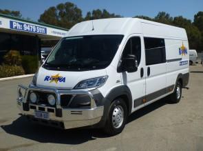 1.5 Tonne Van (12 or 15m³)