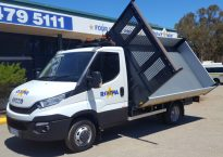 C Class Single Cab 3 Way Tipper